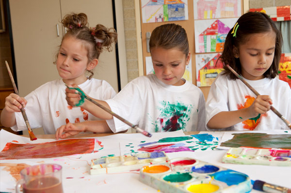 Image result for Five Benefits of Art Classes for Children